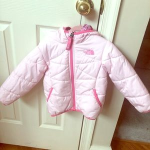 2T The North Face Winter Coat